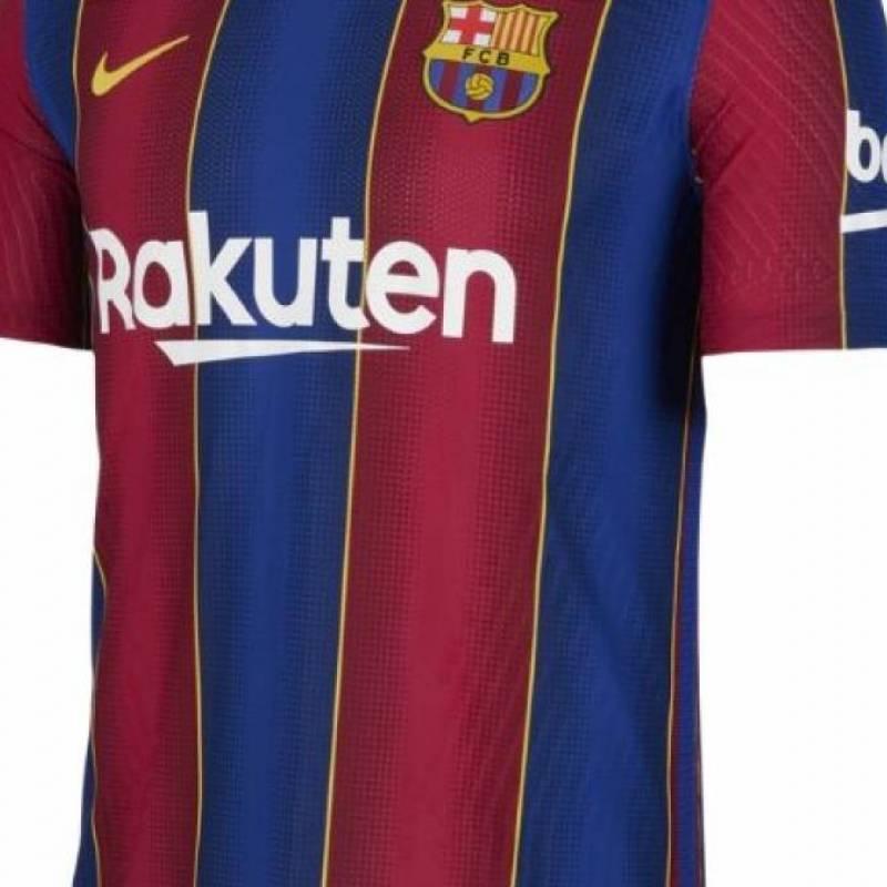 Trikot Barcelona zuhause 2020/2021