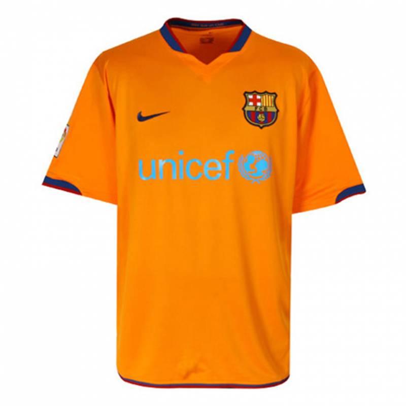 Trikot FC Barcelona Ausweichtrikot 2007/2008