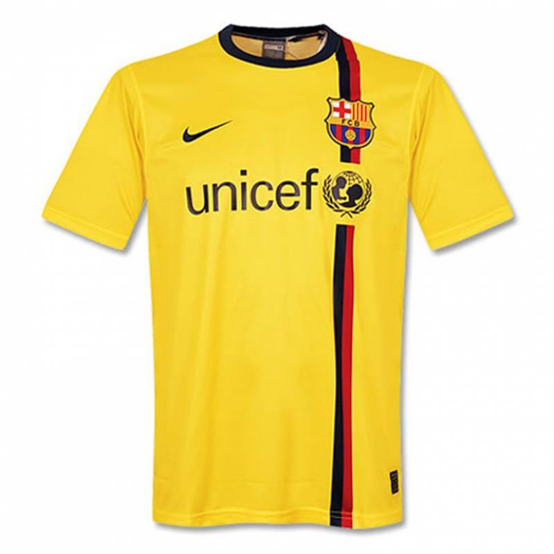 Trikot FC Barcelona Ausweichtrikot 2009/2010