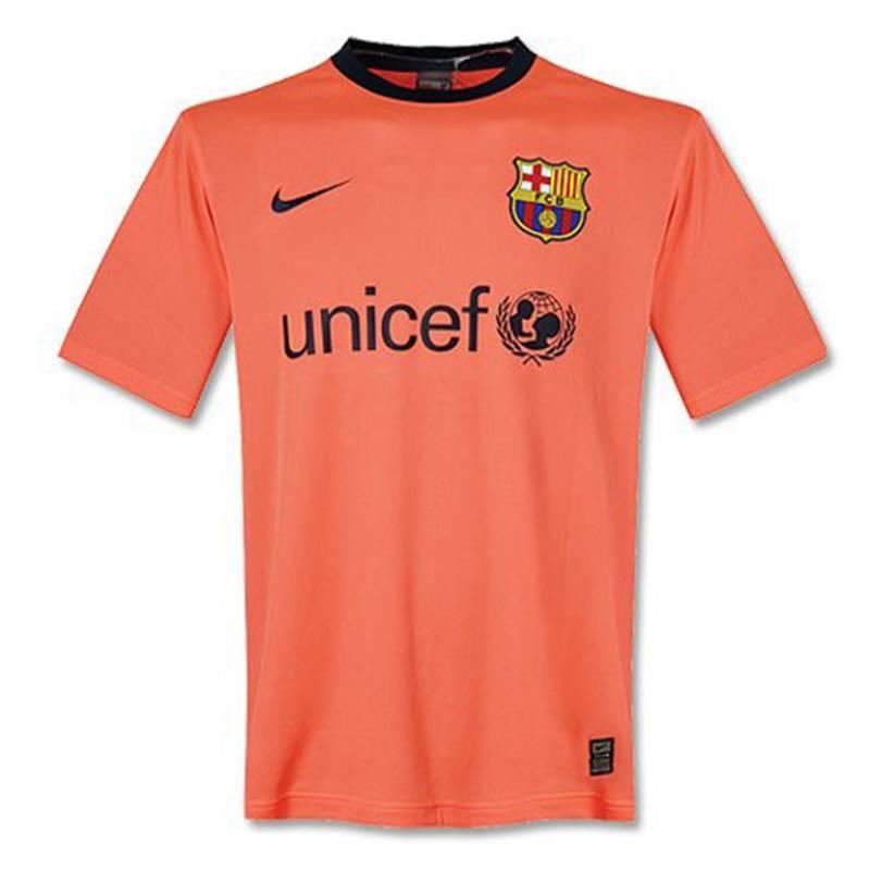 Trikot FC Barcelona Ausweichtrikot 2010/2011