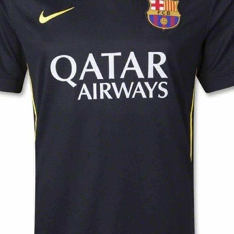 Trikot FC Barcelona Ausweichtrikot 2013/2014