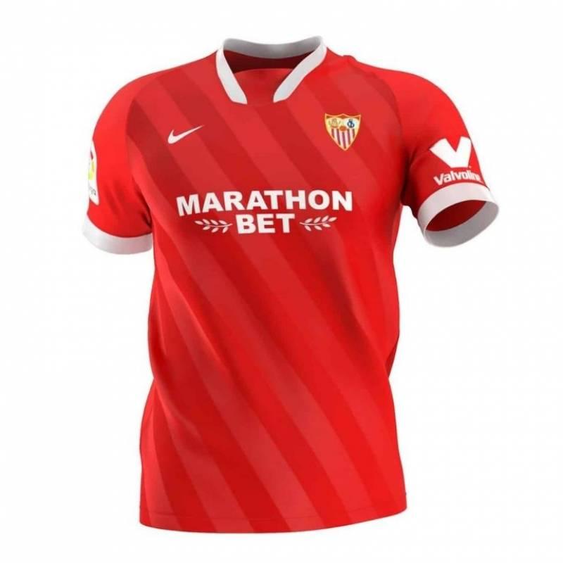 Trikot Sevilla auswärts 2020/2021