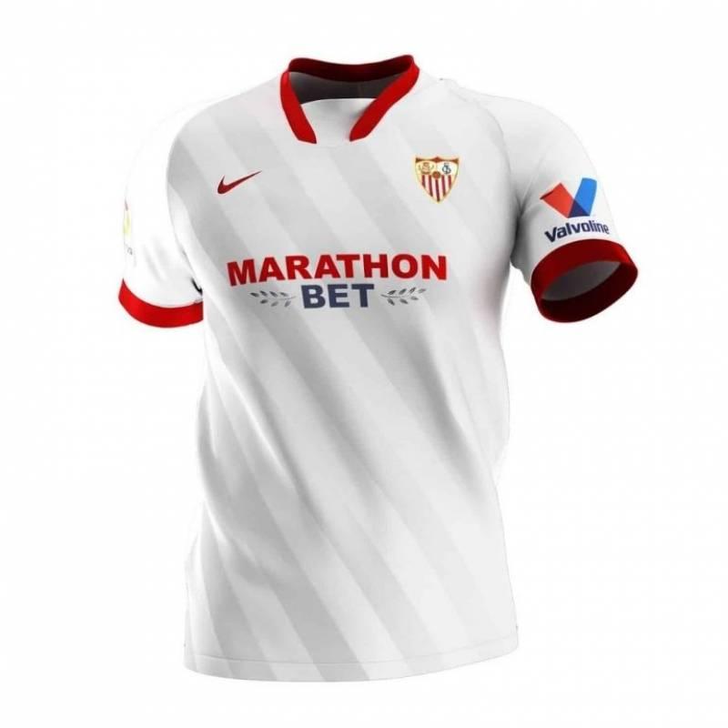 Trikot Sevilla zuhause 2020/2021