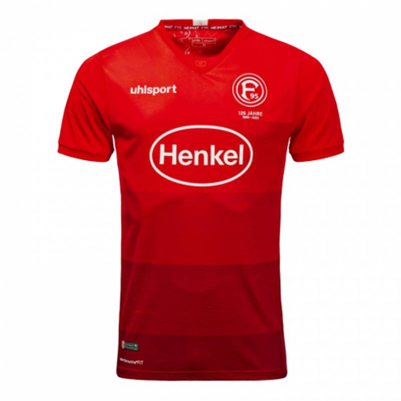 Trikot Fortuna Düsseldorf auswärts 2019/2020
