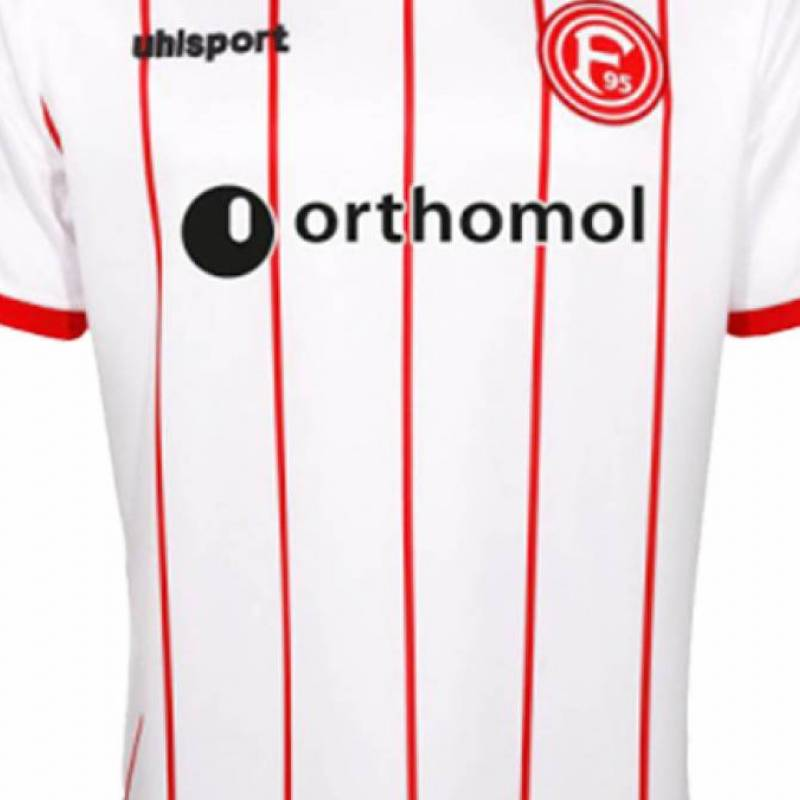 Trikot Fortuna Düsseldorf zuhause 2017/2018
