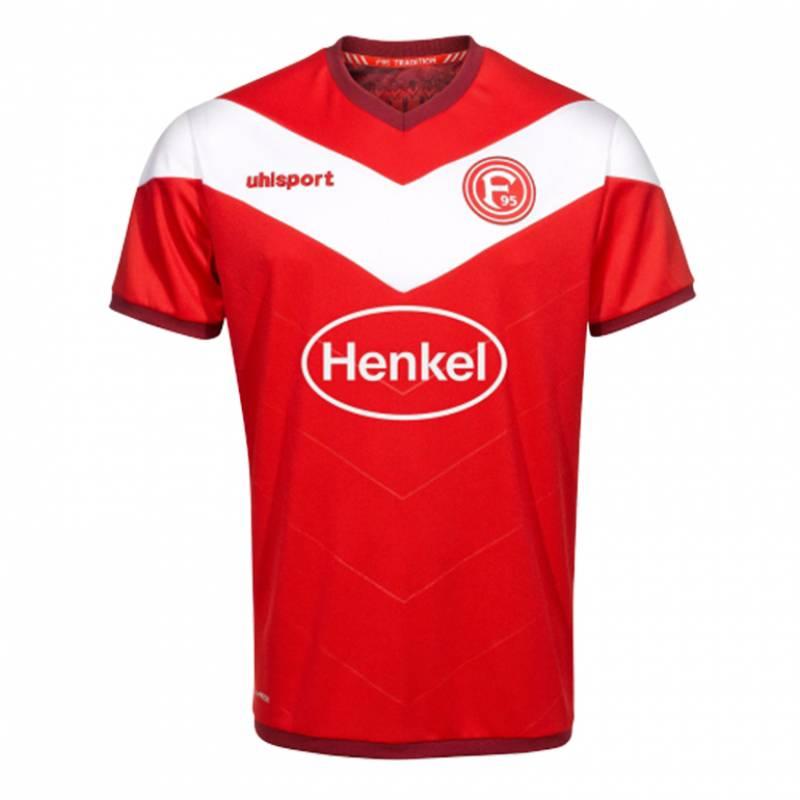 Trikot Fortuna Düsseldorf zuhause 2018/2019