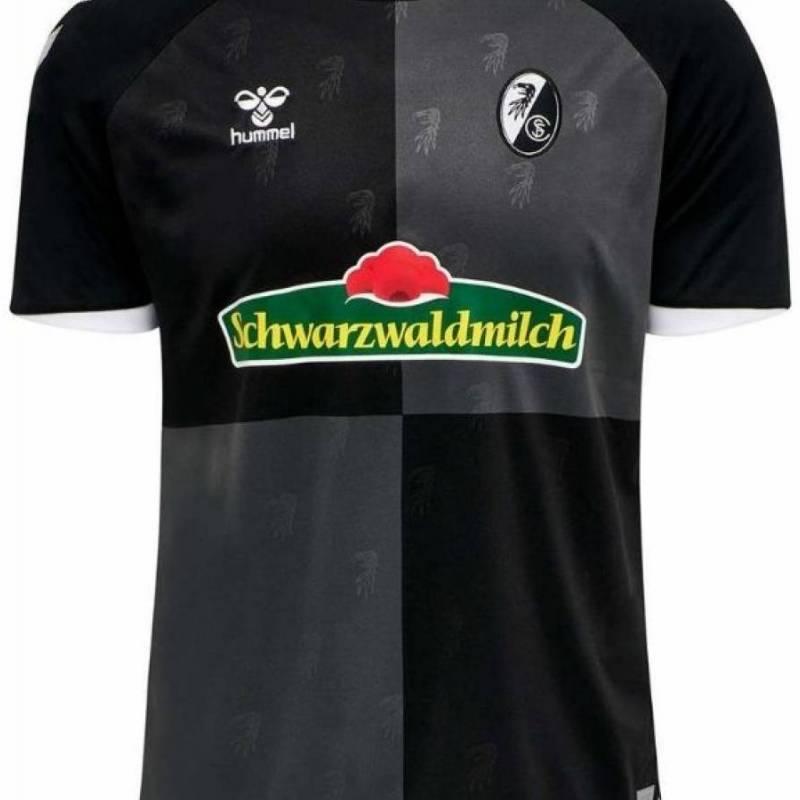 Trikot SC Freiburg auswärts 2020/2021