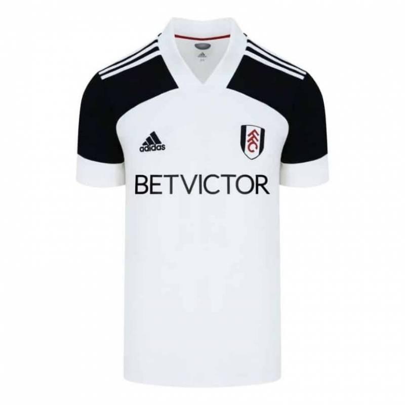 Trikot Fulham zuhause 2020/2021