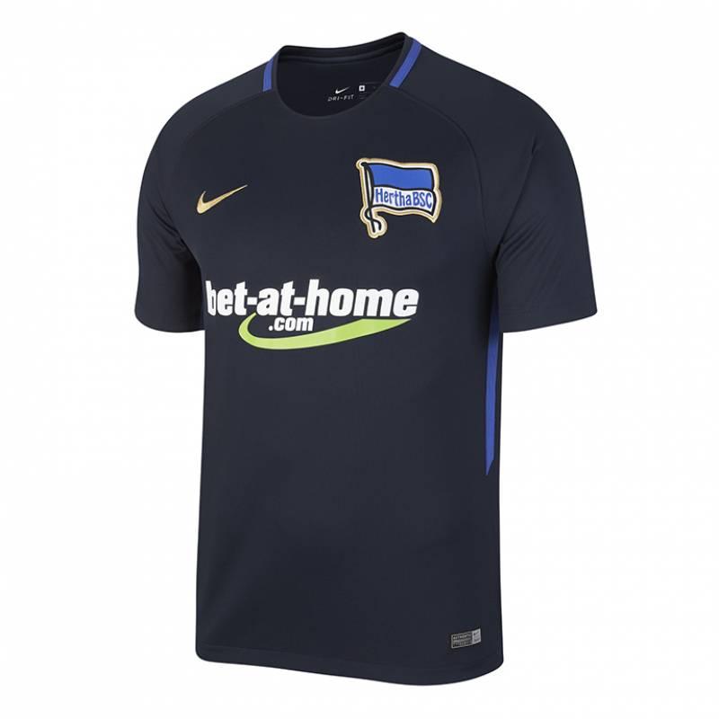 Trikot Hertha BSC auswärts 2017/2018