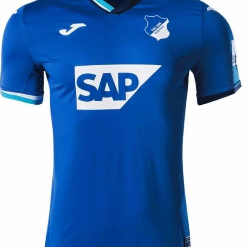 Trikot Hoffenheim zuhause 2020/2021