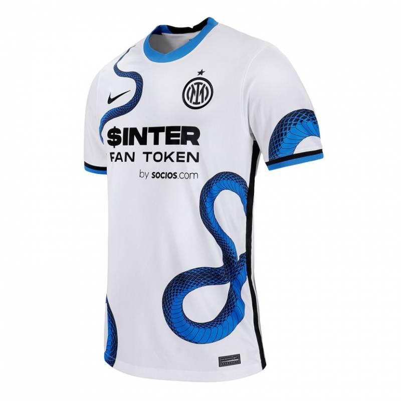 Trikot Inter Mailand auswärts 2021/2022