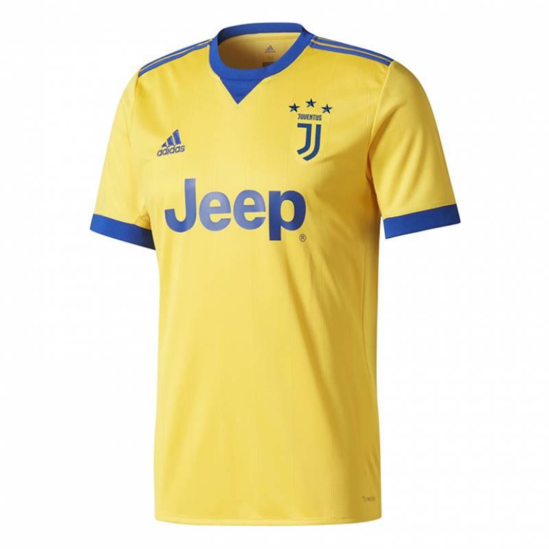 Trikot Juventus FC auswärts 2017/2018