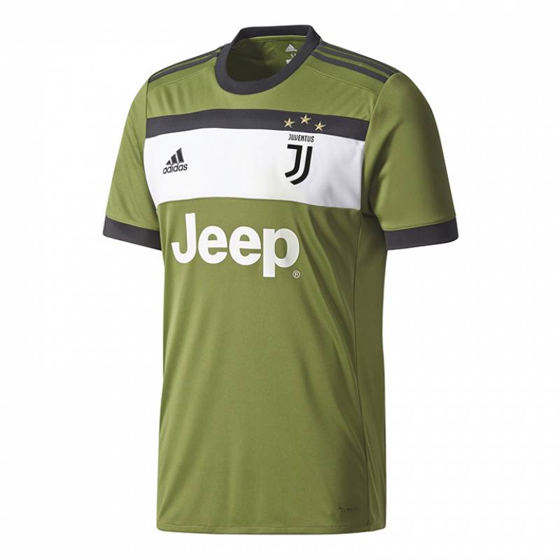 Trikot Juventus FC Ausweichtrikot 2017/2018