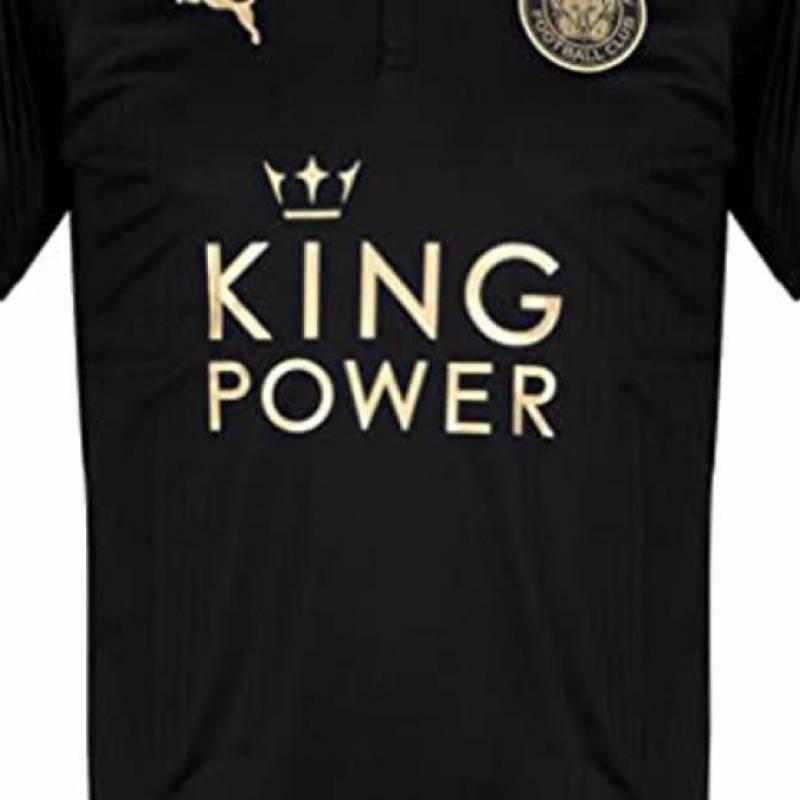 Trikot Leicester City FC auswärts 2017/2018