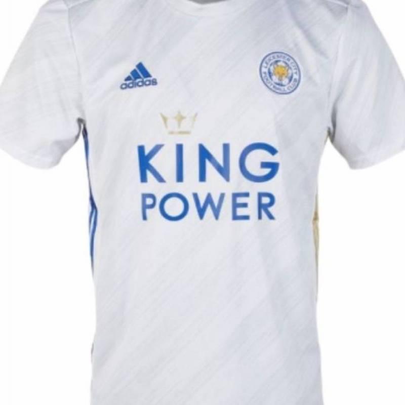 Trikot Leicester auswärts 2020/2021