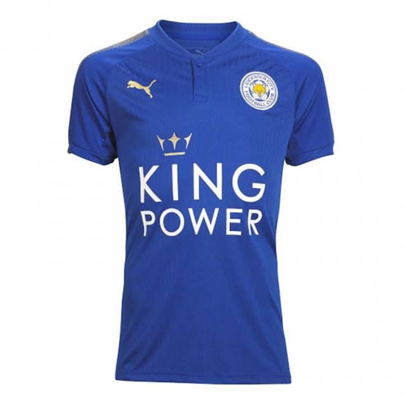 Trikot Leicester City FC zuhause 2017/2018