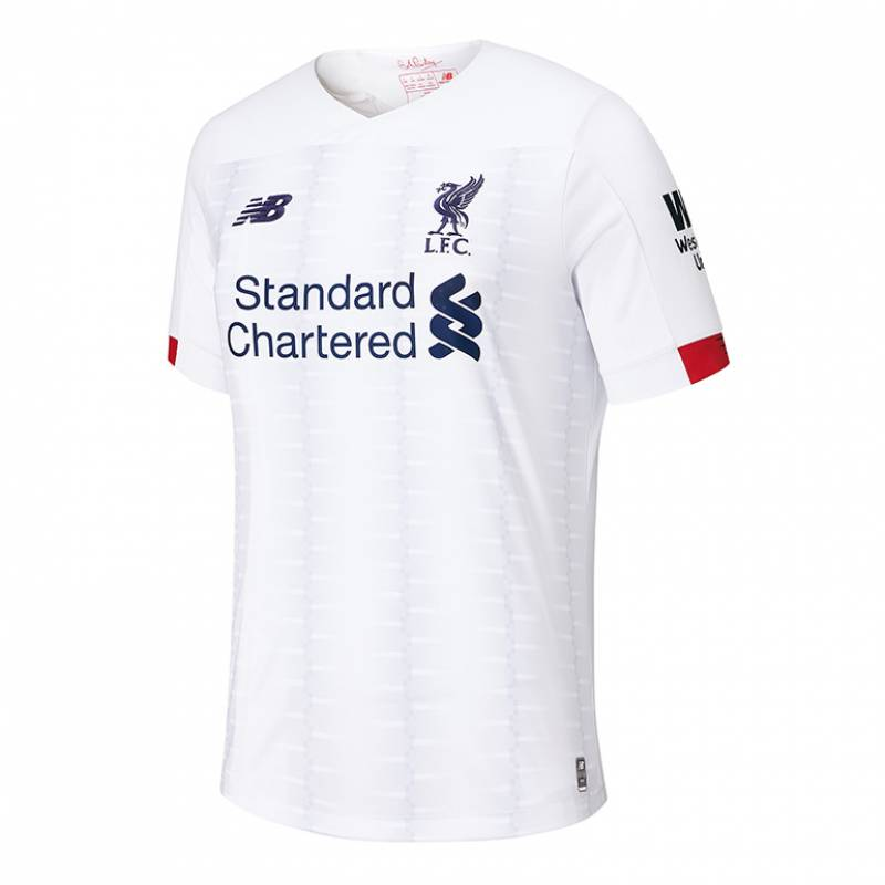 Trikot FC Liverpool auswärts 2019/2020