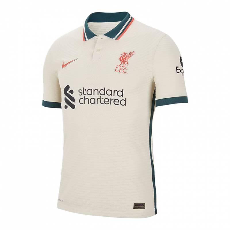 Trikot Liverpool auswärts 2021/2022