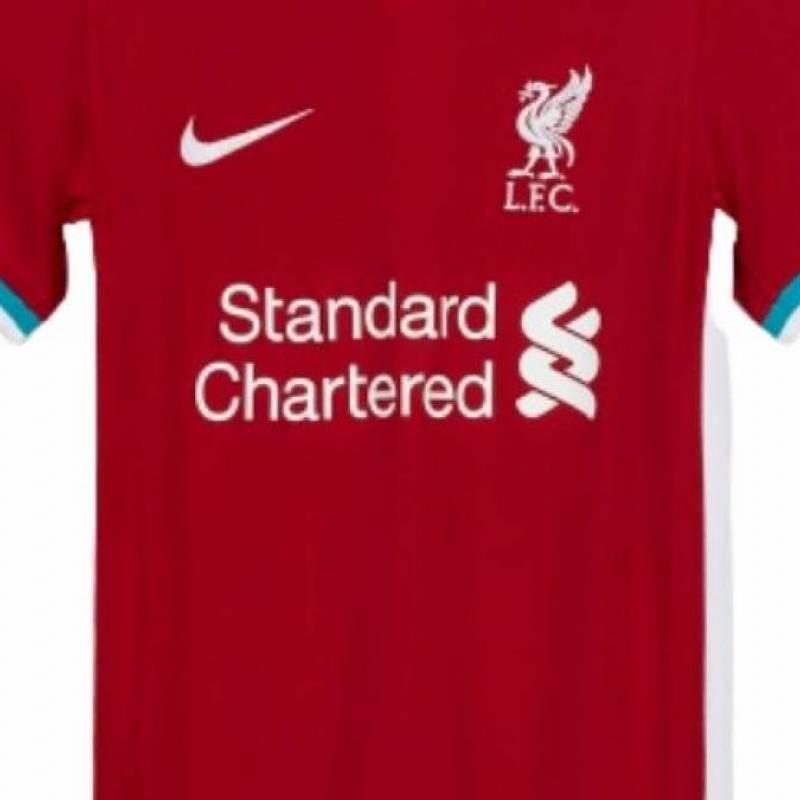 Trikot Liverpool zuhause 2020/2021