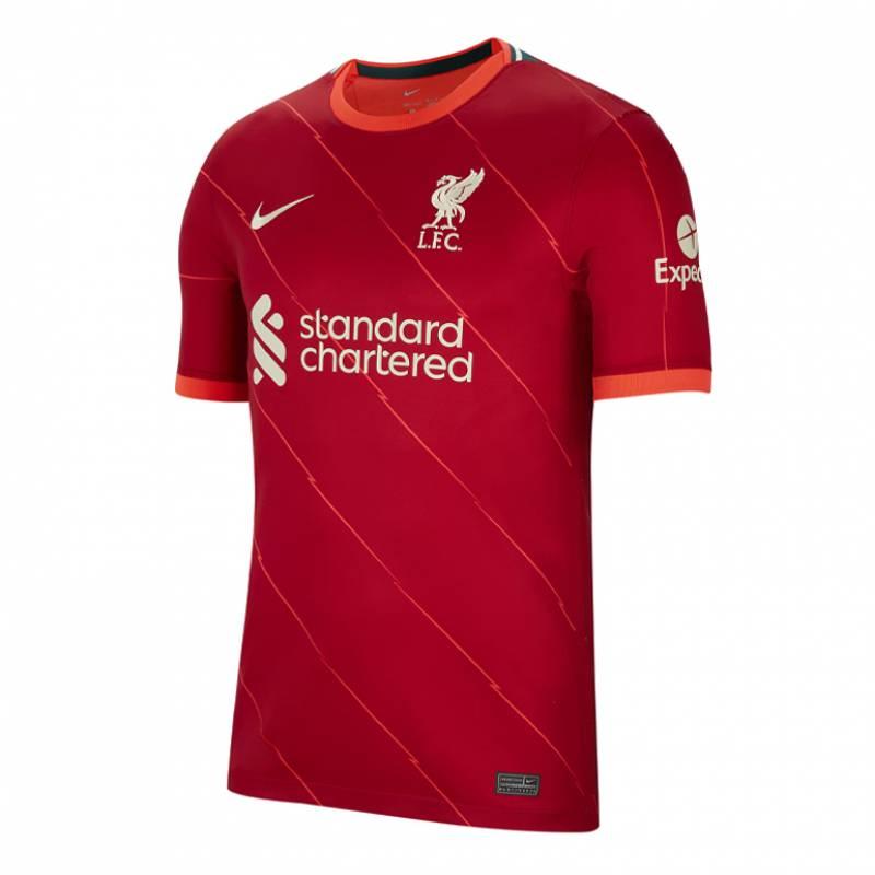 Trikot Liverpool zuhause 2021/2022