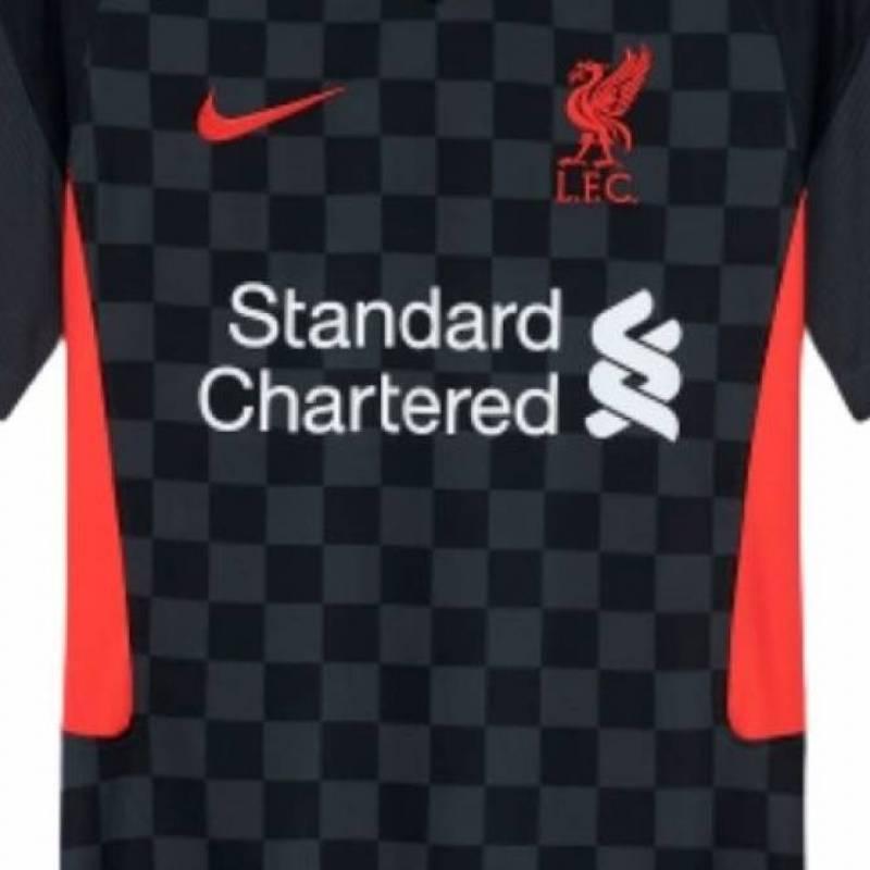 Trikot Liverpool Ausweichtrikot 2020/2021