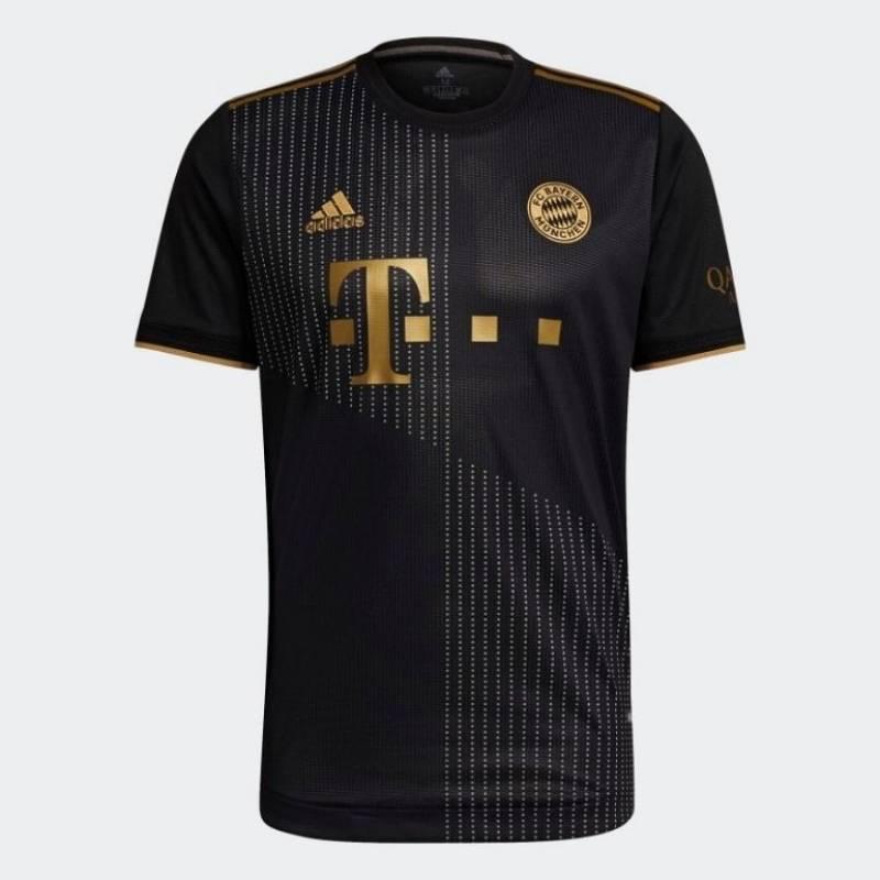 Trikot Bayern München auswärts 2021/2022