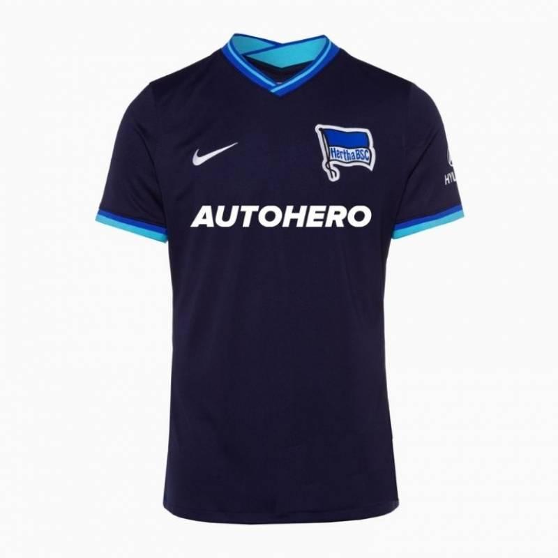 Trikot Hertha BSC auswärts 2021/2022