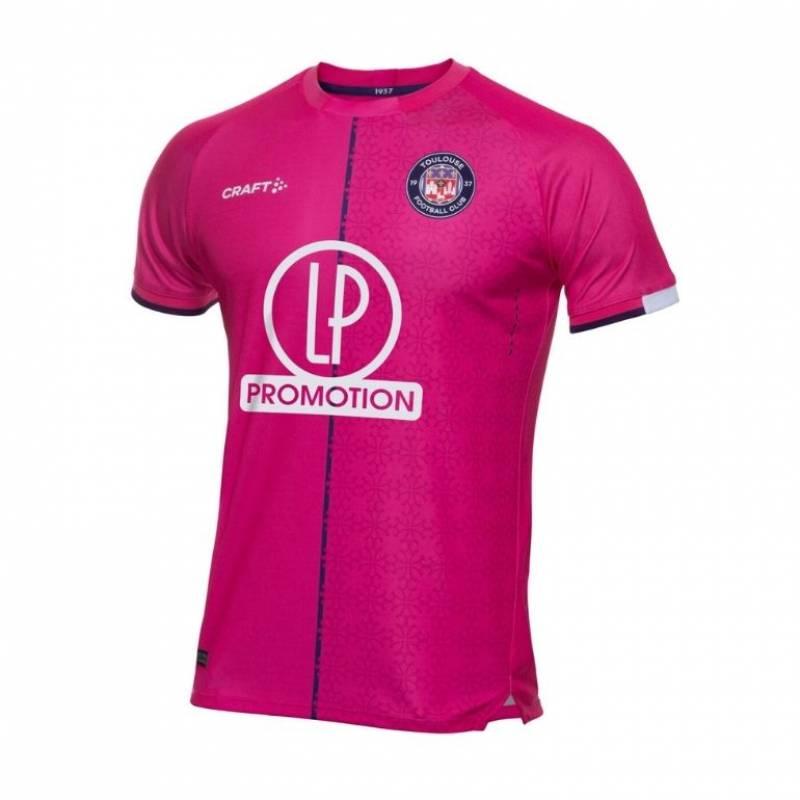 Trikot FC Toulouse auswärts 2021/2022