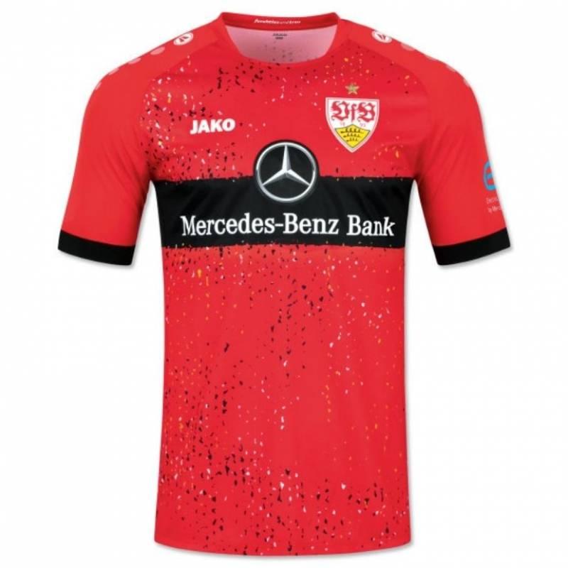 Trikot VfB Stuttgart auswärts 2021/2022