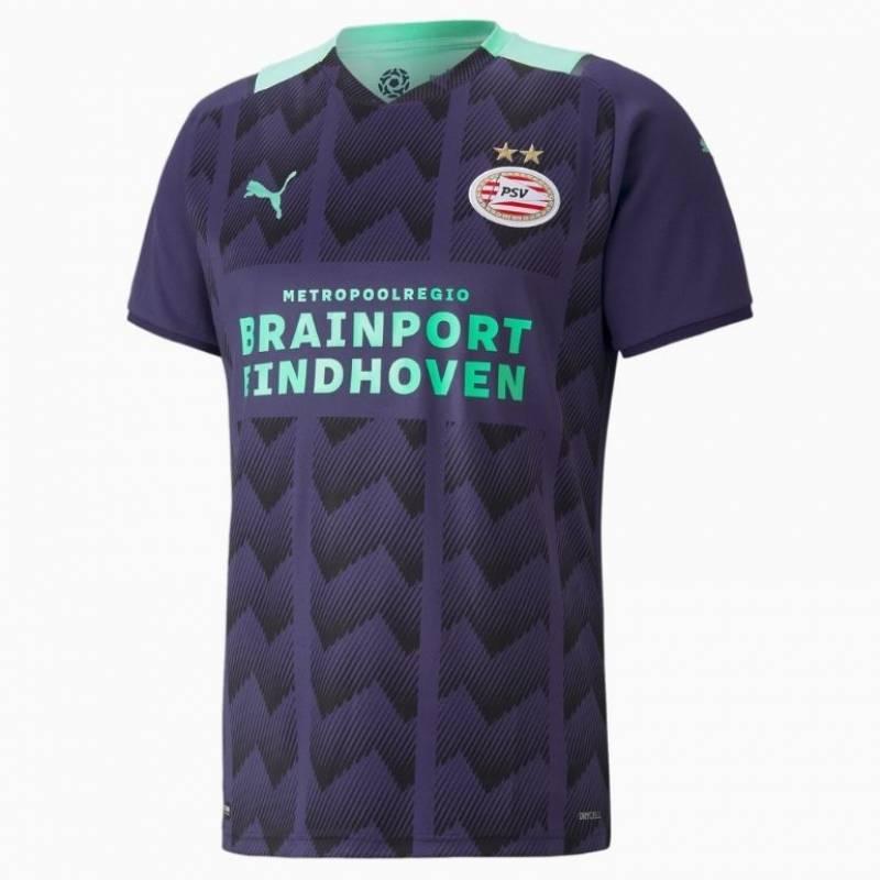 Trikot PSV Eindhoven auswärts 2021/2022