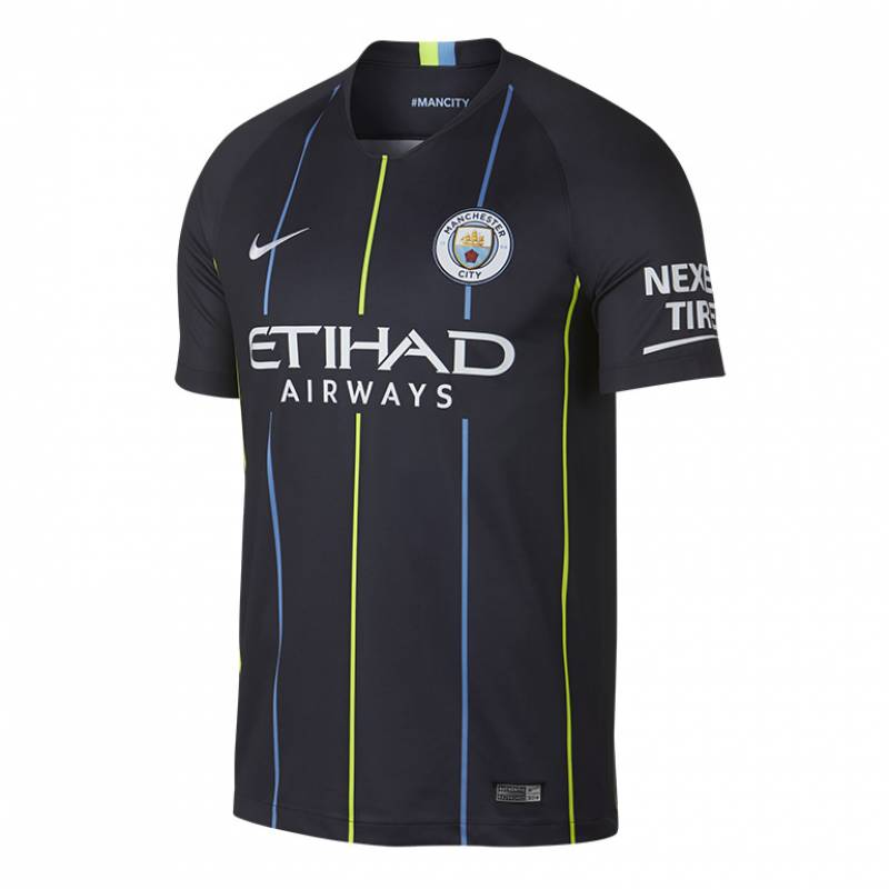 Trikot Manchester City FC auswärts 2018/2019