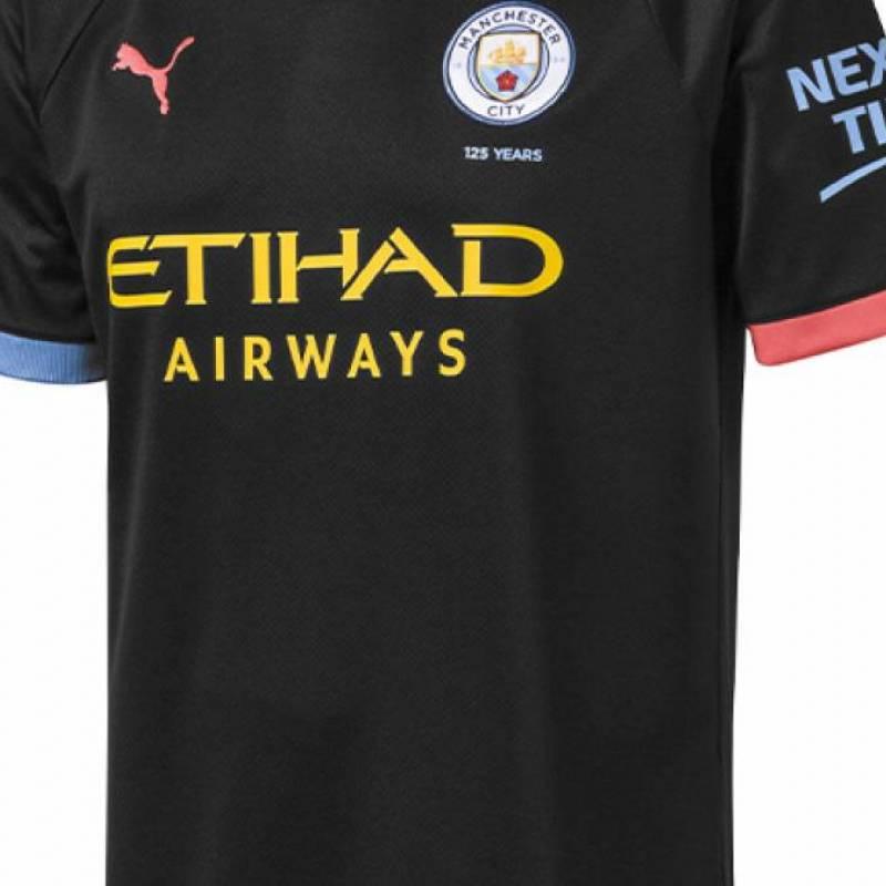 Trikot Manchester City FC auswärts 2019/2020