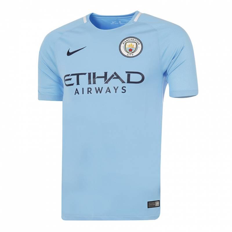 Trikot Manchester City FC zuhause 2017/2018