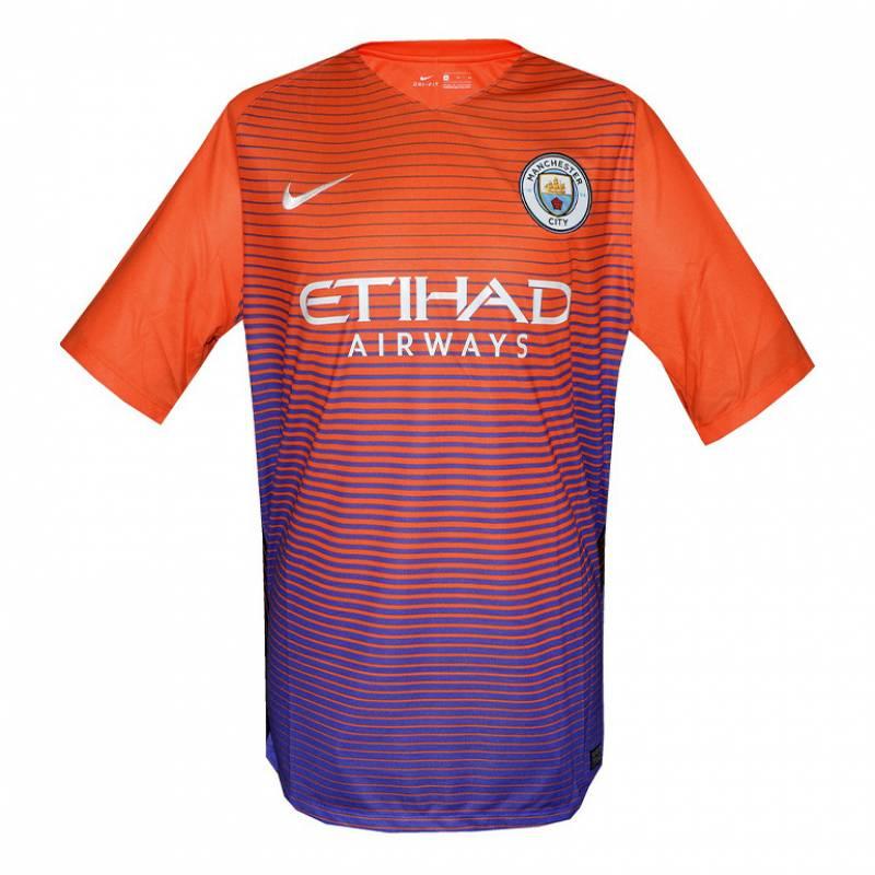 Trikot Manchester City FC Ausweichtrikot 2016/2017