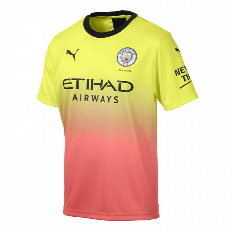 Trikot Manchester City FC Ausweichtrikot 2019/2020