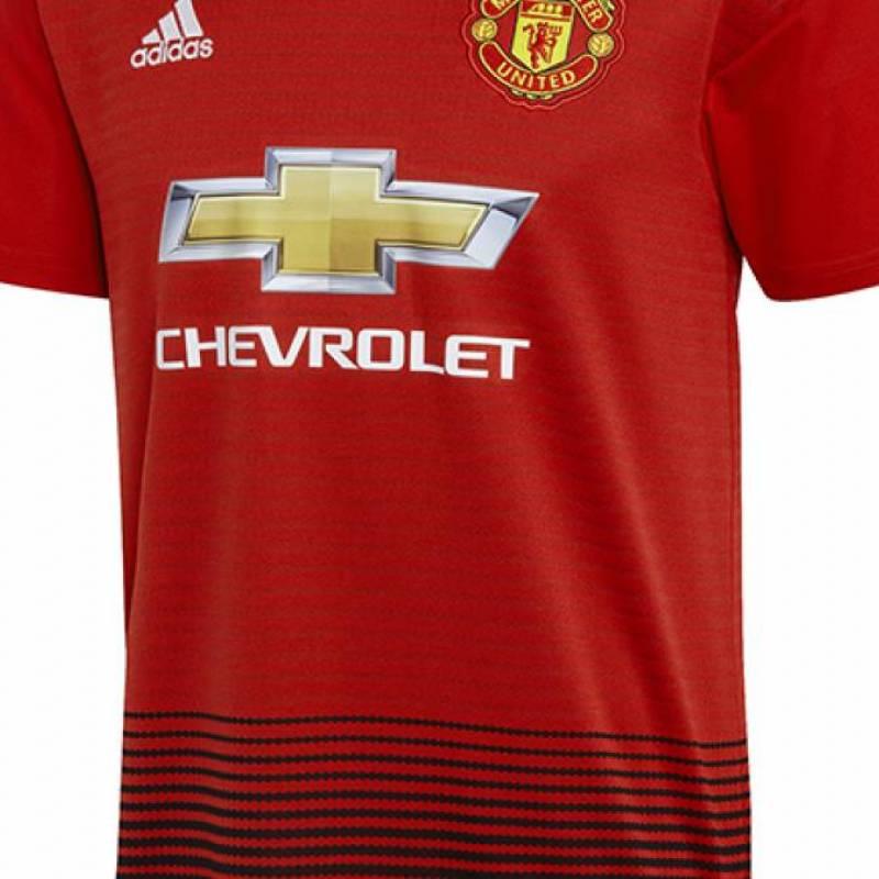 Trikot Manchester United FC zuhause 2018/2019