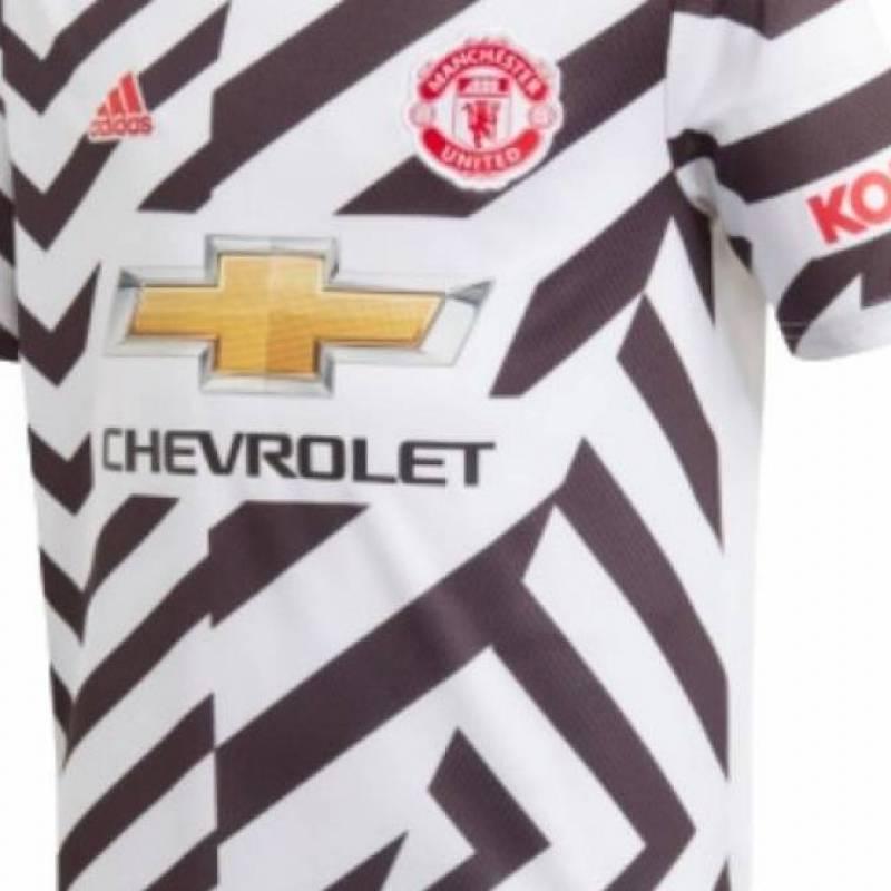 Trikot Man United Ausweichtrikot 2020/2021