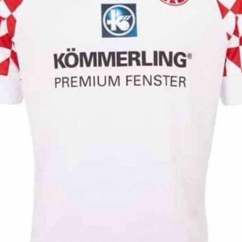 Trikot Mainz 05 auswärts 2020/2021