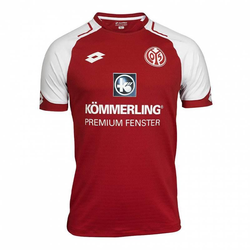 Trikot 1. FSV Mainz 05 zuhause 2017/2018