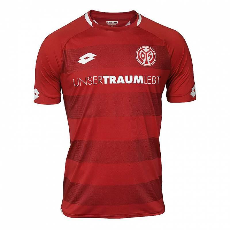 Trikot 1. FSV Mainz 05 zuhause 2018/2019