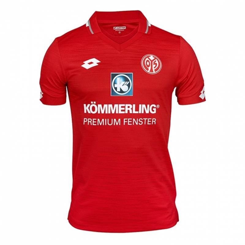 Trikot 1. FSV Mainz 05 zuhause 2019/2020