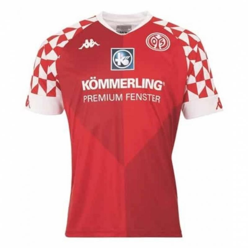 Trikot 1. FSV Mainz 05 zuhause 2020/2021