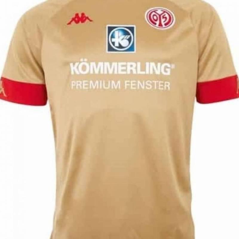 Trikot Mainz 05 Ausweichtrikot 2020/2021
