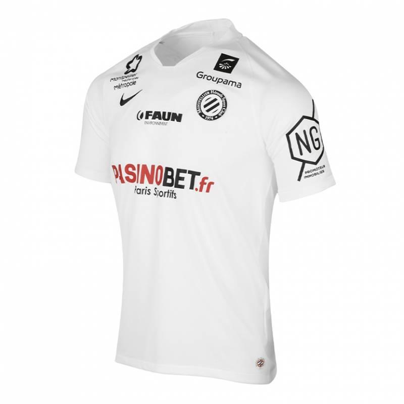 Trikot HSC Montpellier auswärts 2019/2020