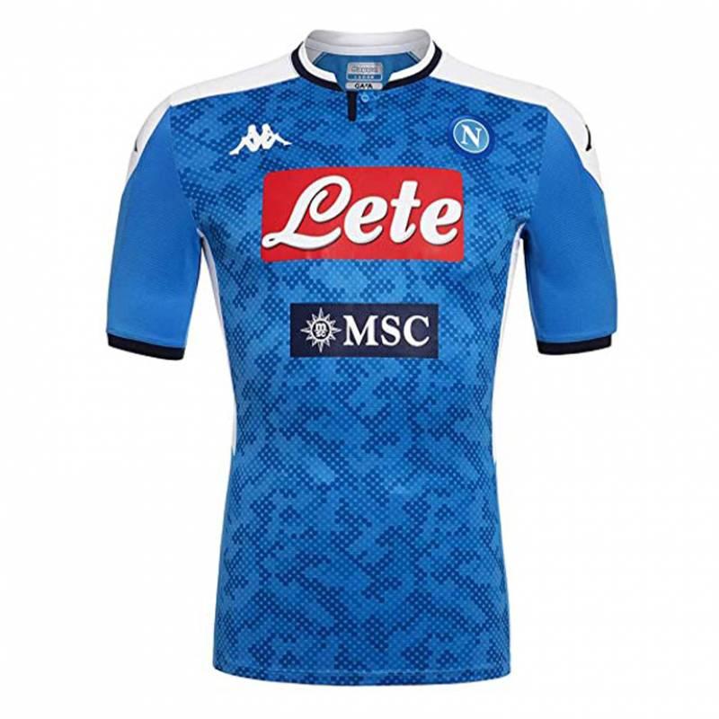 Trikot SSC Neapel zuhause 2019/2020
