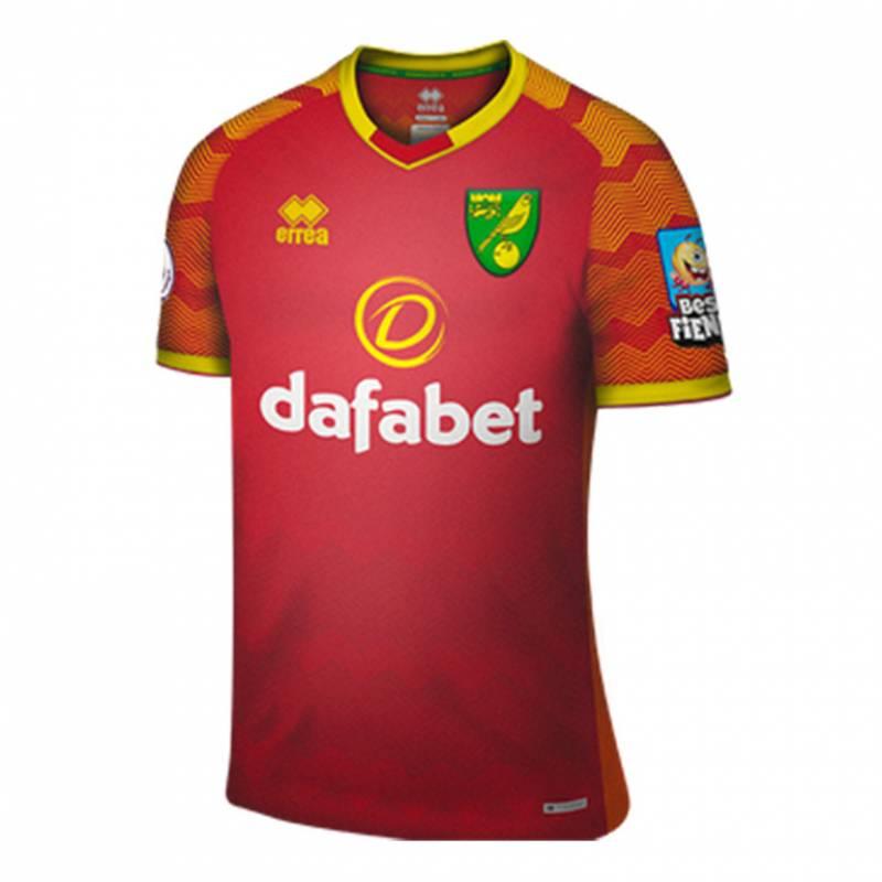 Trikot Norwich City auswärts 2019/2020
