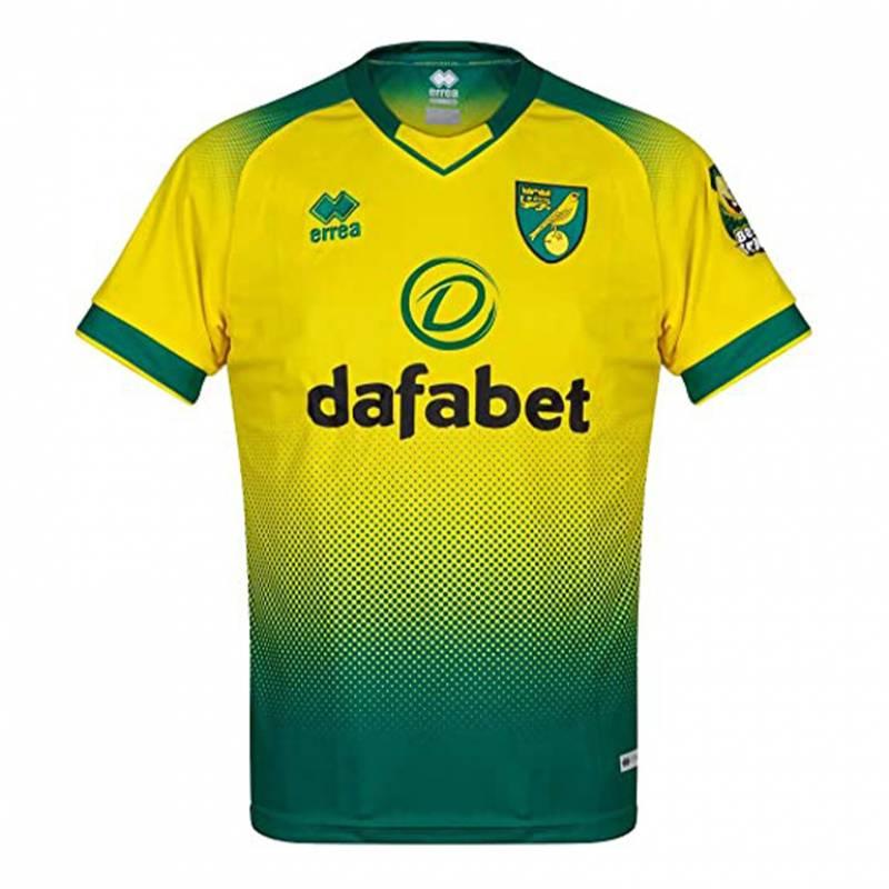 Trikot Norwich City zuhause 2019/2020