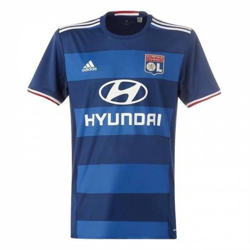 Trikot Olympique Lyonnais auswärts 2016/2017