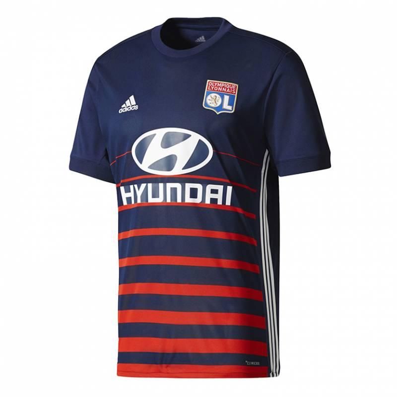 Trikot Olympique Lyonnais auswärts 2017/2018