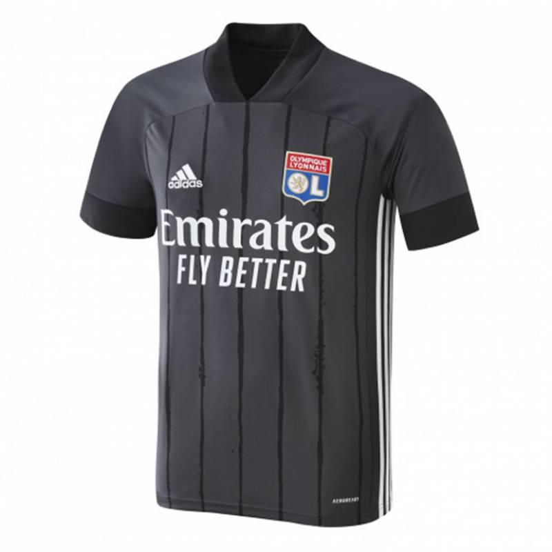 Trikot Olympique Lyonnais auswärts 2020/2021